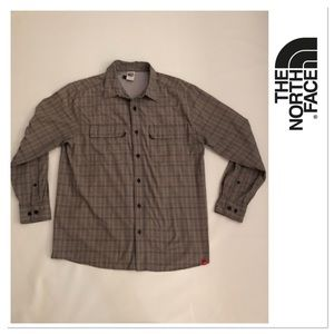 The North Face button down casual shirt